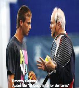 Juego interior del tenis. Timothy Gallwey