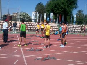 Control Atletismo San Pablo